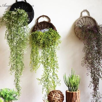 Artificial Admiralty Willow Wall Hanging Vine