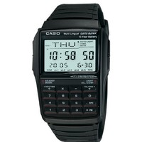 Casio Men's DBC32-1A Data Bank Watch