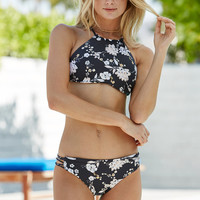 Billabong Festival Floral Reversible Cropped Bikini Top at PacSun.com
