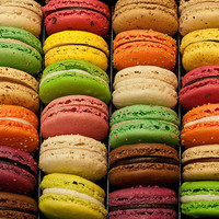 French Macarons/Macaroons  Fine Art Photograph of by KeriBevan