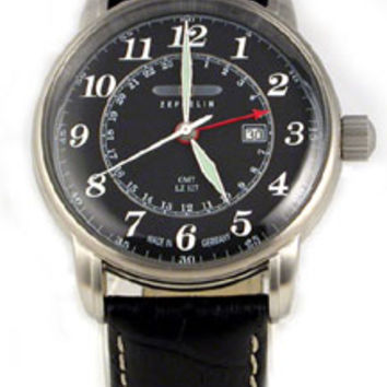 Graf Zeppelin LZ127 GMT Watch 7642-2