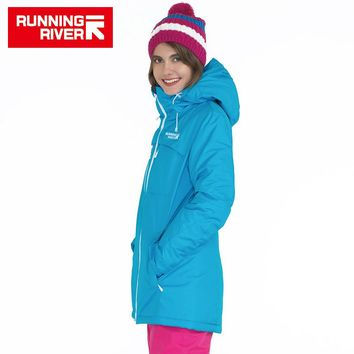 Winter Snowboarding Jacket For Women 4 Colors High Quality Woman Sports Outdoor Jackets