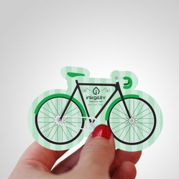 INK-MAY(BICYCLE) BUSINESS CARD