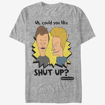 Beavis And Butt-Head Could You Like Shut Up T-Shirt