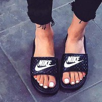 Nike Women Fashion Comfortable Sandal Slipper Shoes