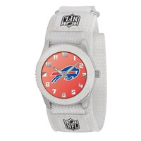 Buffalo Bills NFL Kids Rookie Series Watch (White)