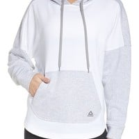 Reebok French Terry Tunic Hoodie | Nordstrom