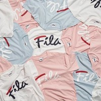 FILA Women Short sleeve T-shirt