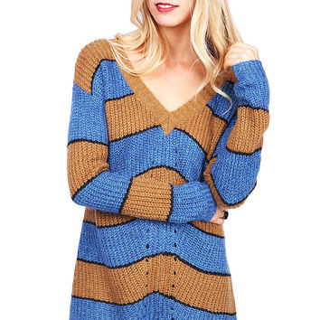 Playdate Stripe Sweater