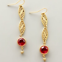 Magical Rubies Earrings