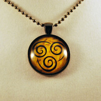 Air Nomad Necklace from Avatar the Last Airbender by SubtleNerd
