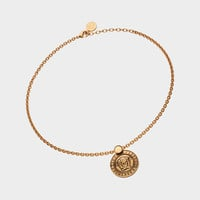 Versace Medusa Head Pendant Necklace for Men | US Online Store