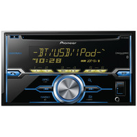Pioneer Double-din In-dash Cd Receiver With Bluetooth Siriusxm-readysiri Eyes Free Usb Android Music Support & Pandora Internet Radio
