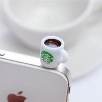 Cup of Coffee Smart Phone Plugy-j BNH418