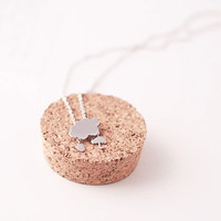 925 sterling silver Cloud Necklace