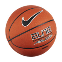 Nike Elite Championship Airlock 8-Panel (Size 7) Basketball Size 7 (Orange)