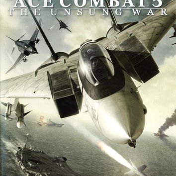 Ace Combat 5 Unsung War - Playstation 2 (Game Only)