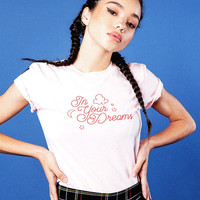 In Your Dreams Baby Tee