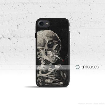 Skull & Cigarette Case Cover for Apple iPhone & iPod Touch