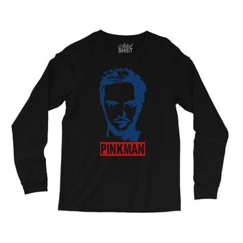 breaking bad   jessie pinkman   cult tv Long Sleeve Shirts
