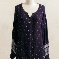 A Thousand Stars Printed Blouse