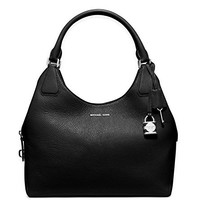 Michael KorsWomen's New Fashion Large Leather Shoulder Bag