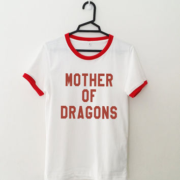 Mother of dragons sweatshirt clothes casual outfit for teens girls womens summer fall spring outfit ideas school parties tumblr teen fashion