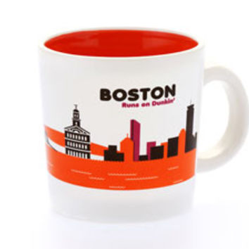 Boston DDestination Mug, 14-oz at DunkinDonuts Shop