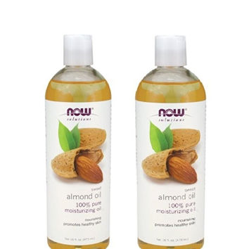Now Foods Almond Oil -32 oz Almond Oil