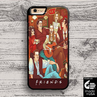 Friends TV Show case for iphone 5s 6s case, samsung, ipod, HTC, Xperia, Nexus, LG, iPad Cases