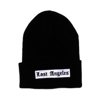 Lost Angeles Beanie