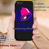 Taco Bell Pizza iPhone 6s 6 6s+ 5c 5s Cases Samsung Galaxy s5 s6 Edge+ NOTE 5 4 3 #art dl9