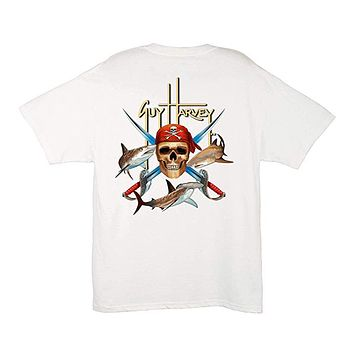 Pirate T-Shirt by Guy Harvey