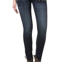 Grand Jewel Ankle Skinny Jeans