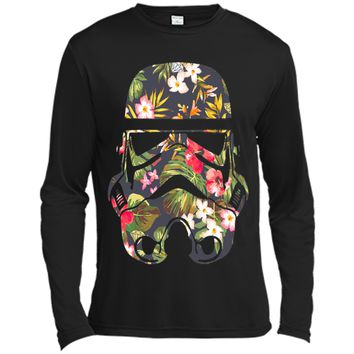 Star Wars Tropical Stormtrooper Graphic T-Shirt cool shirt