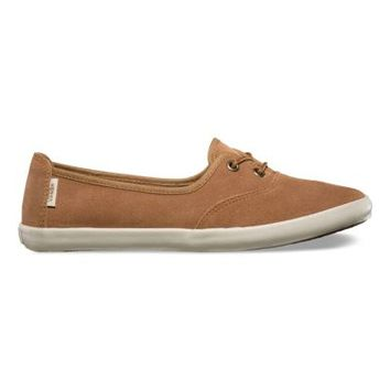Vans Solana (Suede tobacco brown)
