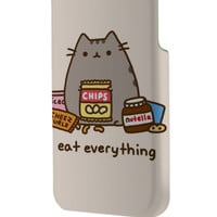 Best 3D Full Wrap Phone Case - Hard (PC) Cover with Pusheen The Cat Perfect Design