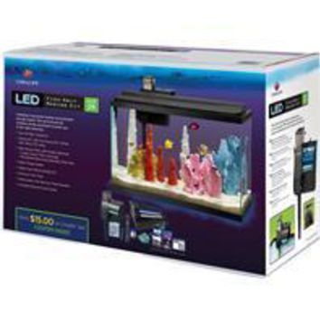 Aqueon Products - Glass - Coralife Led Marine Kit