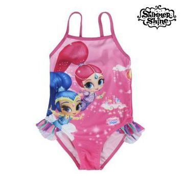 Child's Bathing Costume Shimmer and Shine 401 (size 7 years)