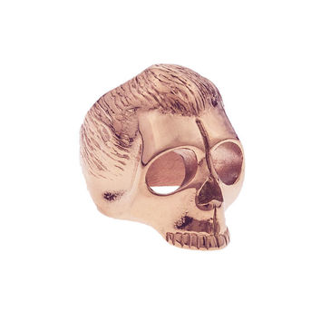 *Mister  Dead Serious Ring - Rose Gold