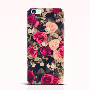 Floral phone case iPhone 6 Case iPhone 5 Case iPhone 4 Case floral Samsung Galaxy S5 Case Note 3 case floral LG G3 Case xperia z3 case  [220