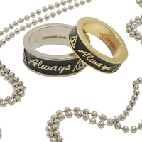 Harry Potter Always Ring Set
