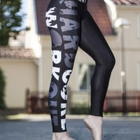 Hardcore W*rkout Tights
