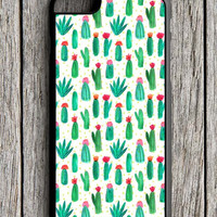 Cactus Cute Collage iPhone 6 Case
