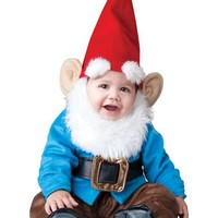 Blue Garden Gnome Baby Costume – Spirit Halloween