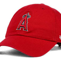 Los Angeles Angels of Anaheim MLB On-Field Replica '47 CLEAN UP Cap