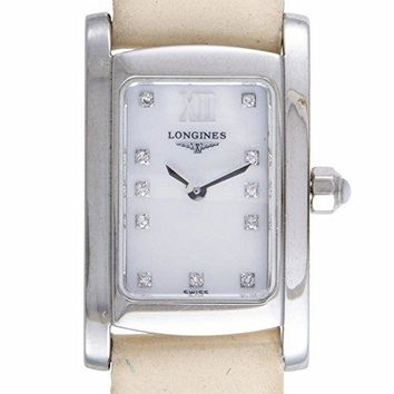 Longines Dolce Vita quartz womens Watch (Certified Pre-owned)