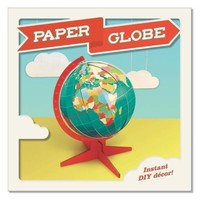 Paper Globe (Stationery) (Hardcover)