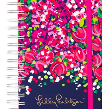 Lilly Pulitzer Medium 17 Month Agenda- Wild Confetti