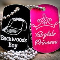 Backwoods Boy Fairytale Princess